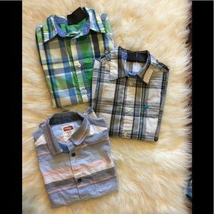 Boys Button up shirt bundle
